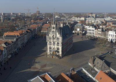 binnenstad vanaf toren