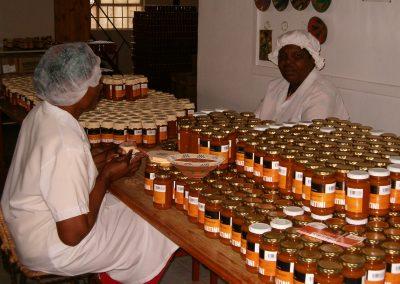 Eswatini 2005 chutney labellen