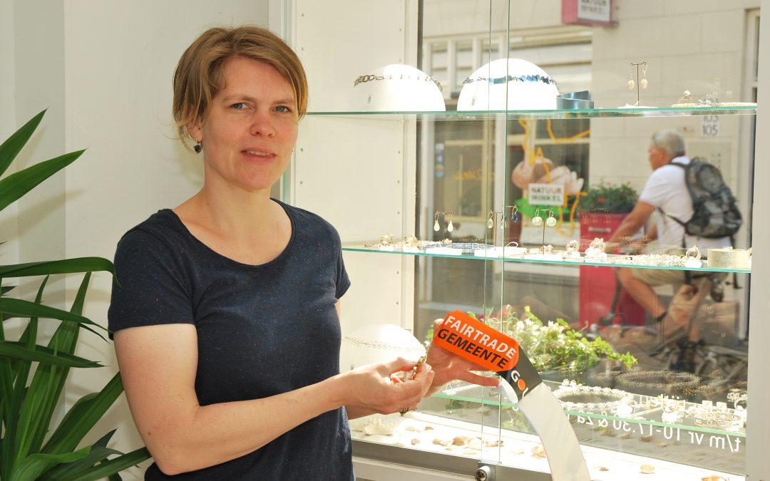 Femke Boschker fairtrade edelsmid