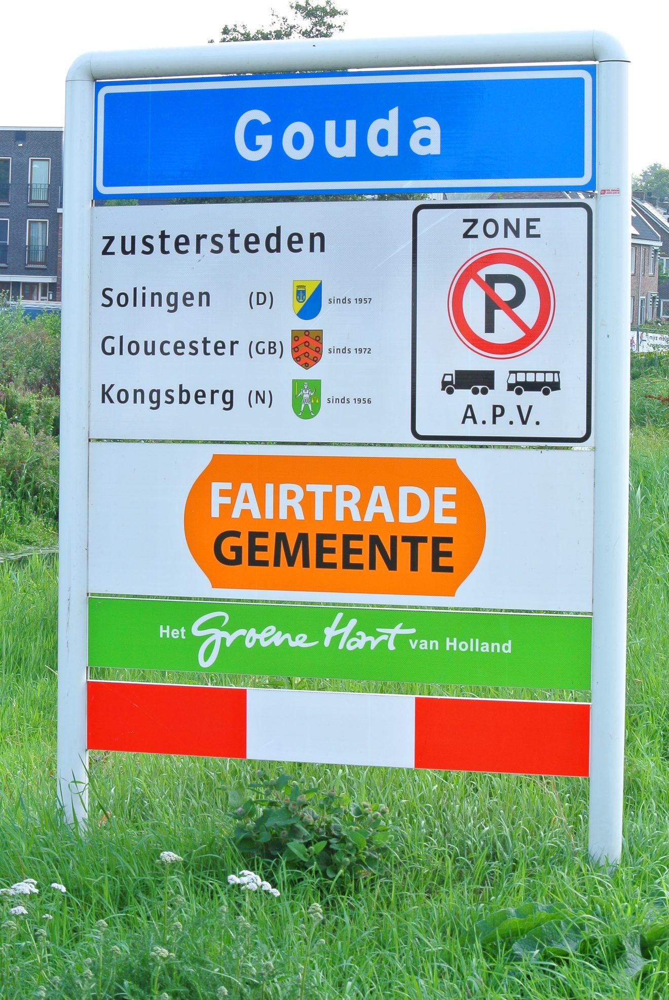 Fairtrade in het Groene Hart