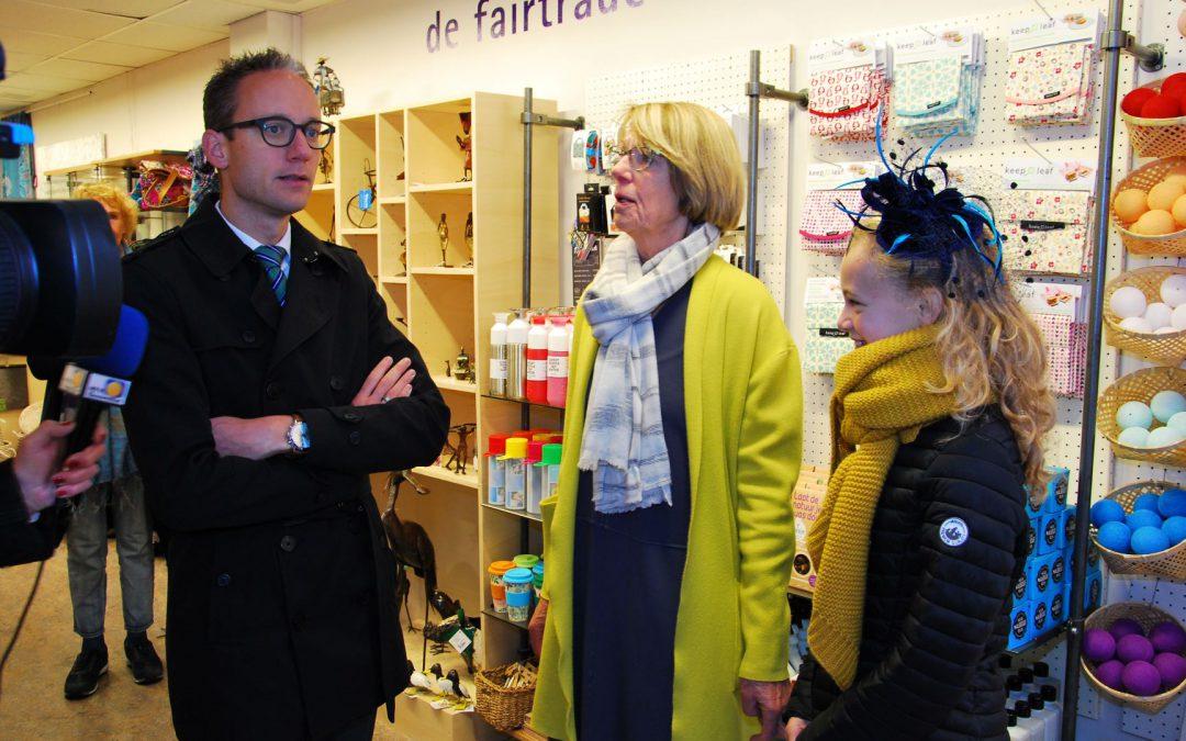 Fairtrade kerstpakketten Wereldwinkel