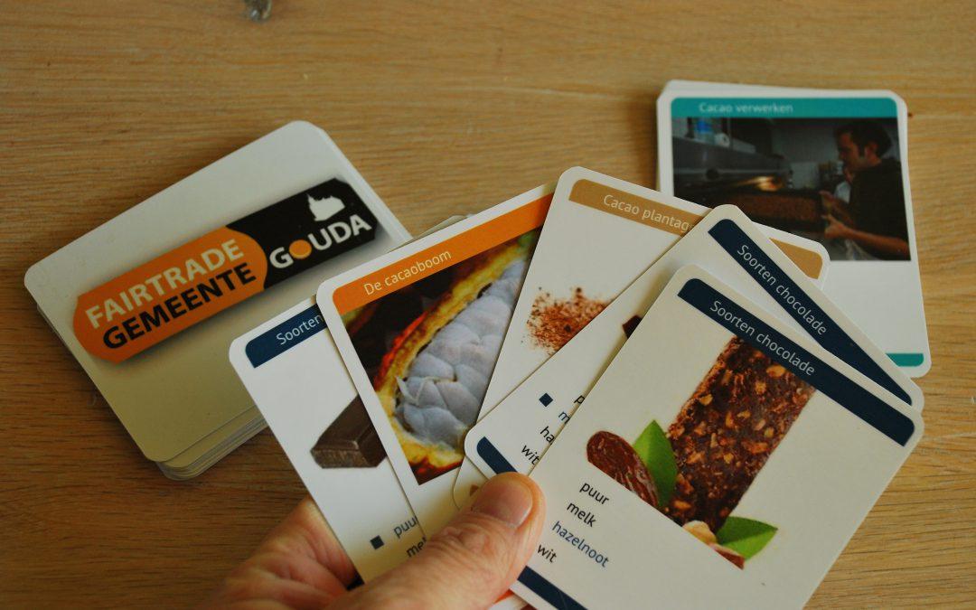 Wereldreis Fairtrade voor het eerst voor speciaal onderwijs