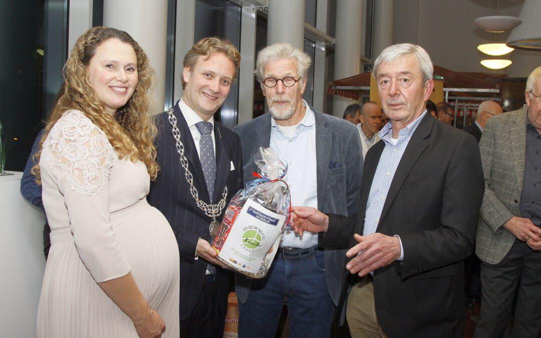 Nieuwe burgemeester maakt kennis met Fairtrade Gouda