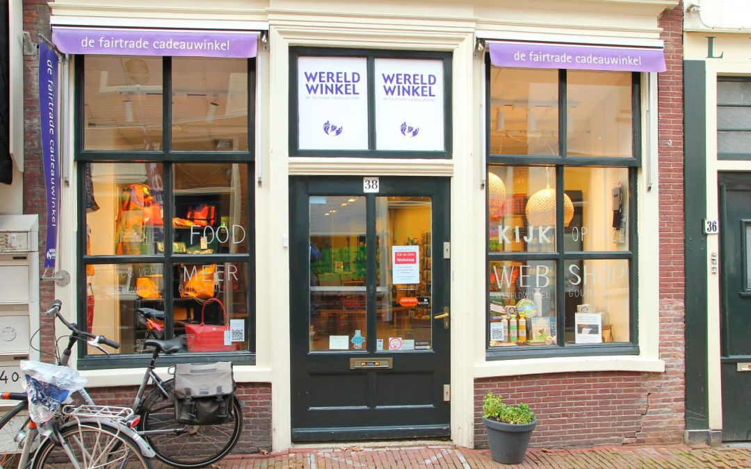 Wereldwinkel: webshop hield ons overeind