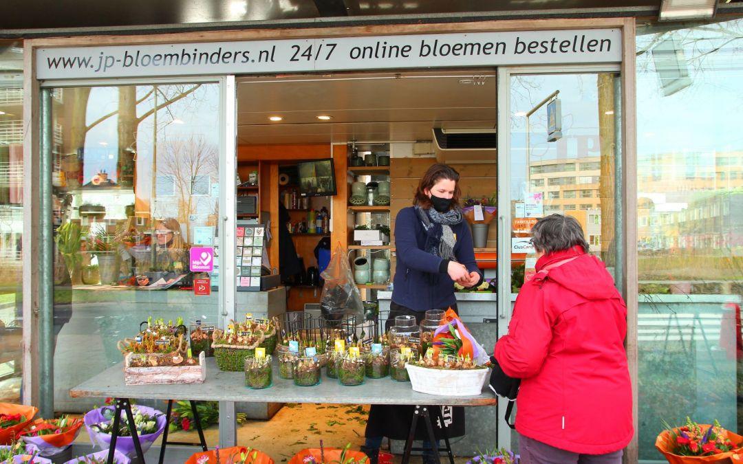 Nieuwe eigenaar JP Bloembinders:  'Eerst hoofd boven water dan pas denken aan fairtrade'