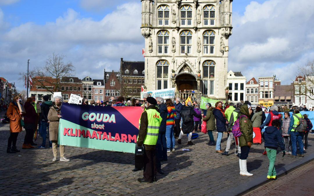 Climate Miles halte Gouda